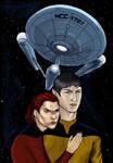Star Trek - Sarkin and Rami Yleks by Urieck