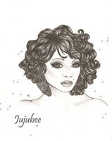 Jujubee from Rupaul's Drag Race by The-Tall-Midget