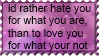 love and hate by Tenshi-mai