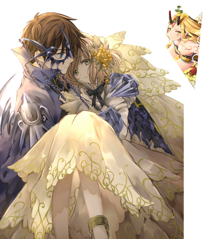 Tsubasa Reservoir Chronicle 28: [Render #14] Tsubasa: RESERVoir CHRoNiCLE By Nych16 On
