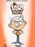 The Loud Movie (Nickelodeon movies idea) by SkyfallerArt