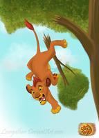 The Cub that Fell by Leorgathar