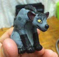 Shenzi Figurine by Leorgathar
