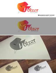 Holzer Furniture logo by 7oooda