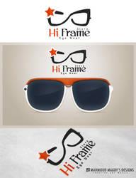 Hi Frame Logo by 7oooda