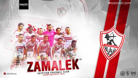 Zamalek SC Wallpaper by 7oooda