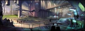 Hangar 77 by oozkr