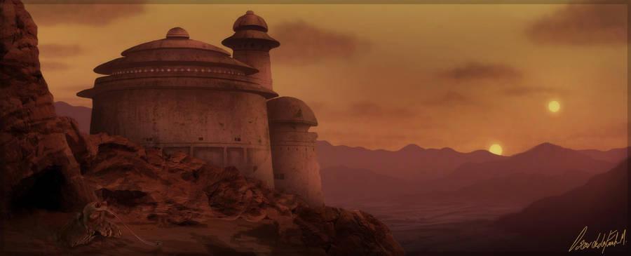 Jabbas Palace by oozkr