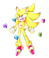 super sonic by dkwjd96