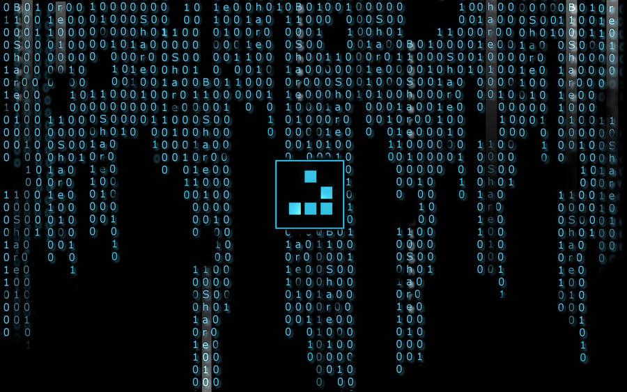 Bioshare Bin Code Hack Wallpaper By Bioshare On Deviantart