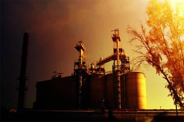 Industrial #1 by Darkressxx
