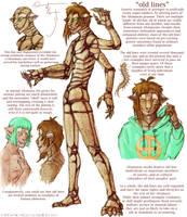 The Old Altamaran Bloodlines by Jesseth