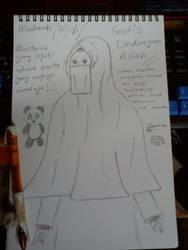Muslimah dan Hijab by TheMysteryAnimeOtaku