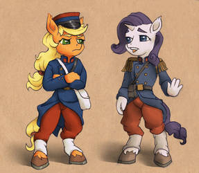 New military uniform by ivan-the-pony