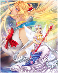 Sailor moon illu 2 by MangoOblivion