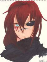 Kaze of the Black Wind by HeroGenkaku108