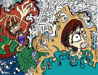 Anxious Feelings by Dazecase