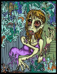 Anguish by Dazecase