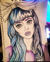 Melanie Martinez by Dazecase