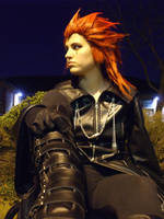 Axel at Night by KellyJane