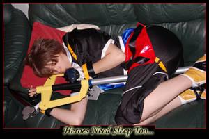 Sora Sleep Time by KellyJane