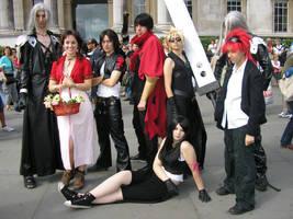 Final Fantasy Freeze Group by KellyJane