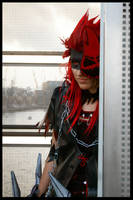 HT Axel - Watching by KellyJane