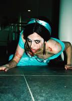 Zombie Jasmine by KellyJane