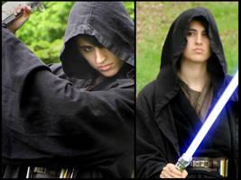 Star Wars - Dark Jedi by KellyJane