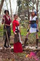 Dragon Age - The Ladies by KellyJane
