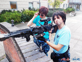RvB - Sniper Rifle by KellyJane