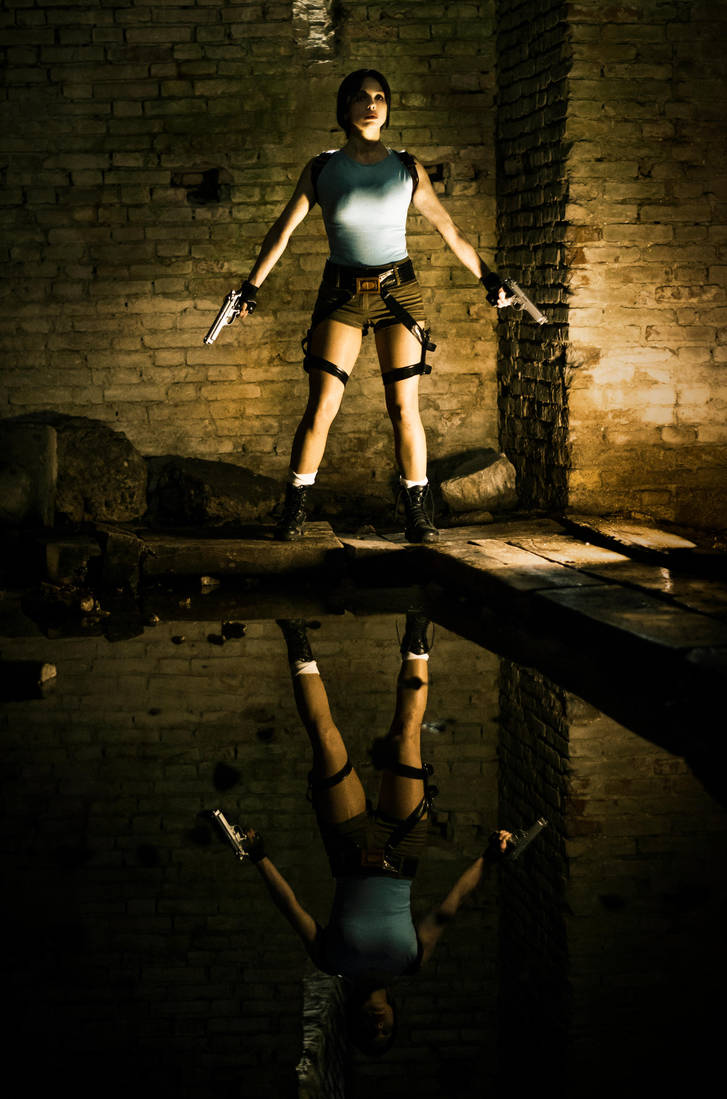 Lara Croft - Anniversary - City of Vilcabamba 01 by k-MorrigaN