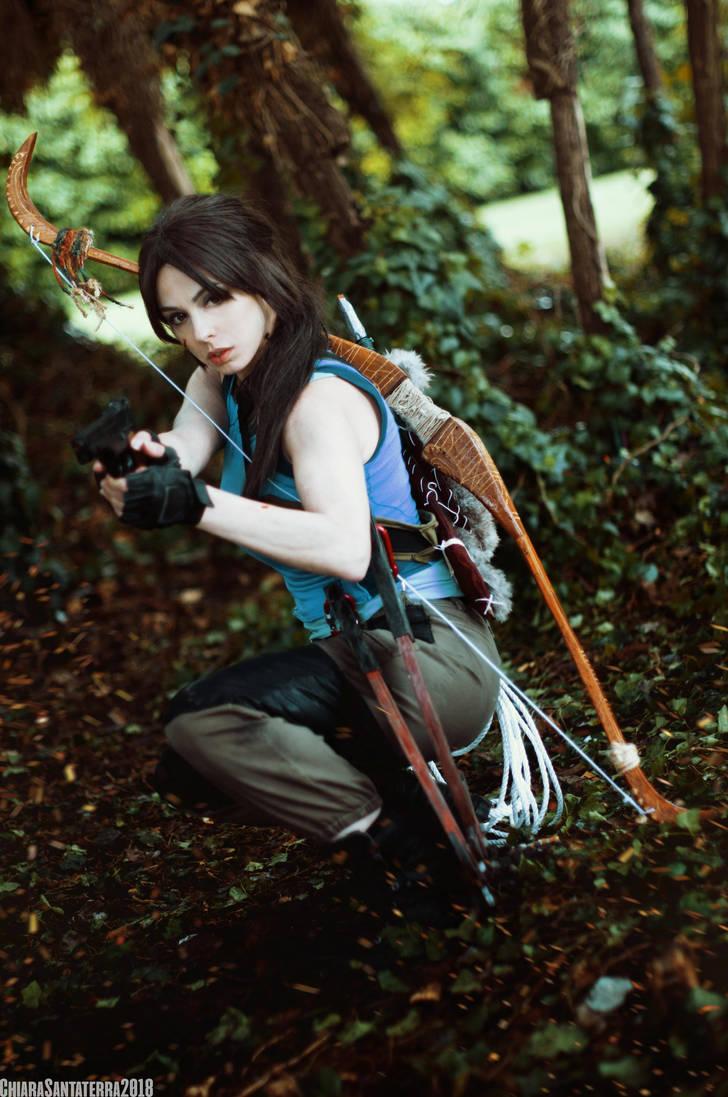 Lara Croft - Shadow Of The Tomb Raider - 02 by k-MorrigaN