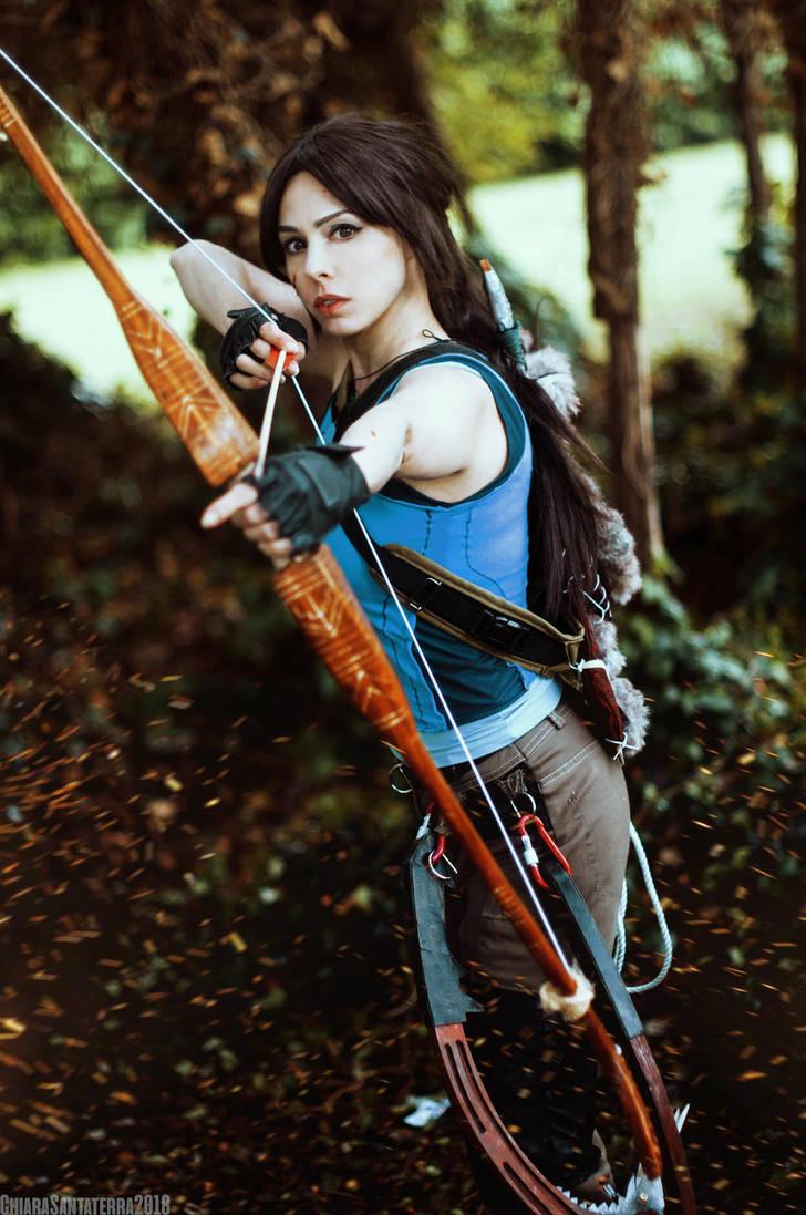 Lara Croft - Shadow Of The Tomb Raider - 03 by k-MorrigaN