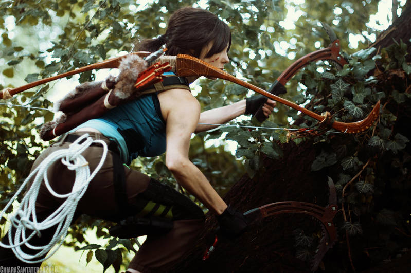 Lara Croft - Shadow Of The Tomb Raider - 04 by k-MorrigaN