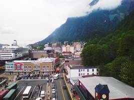 Eyes on Juneau by satsui