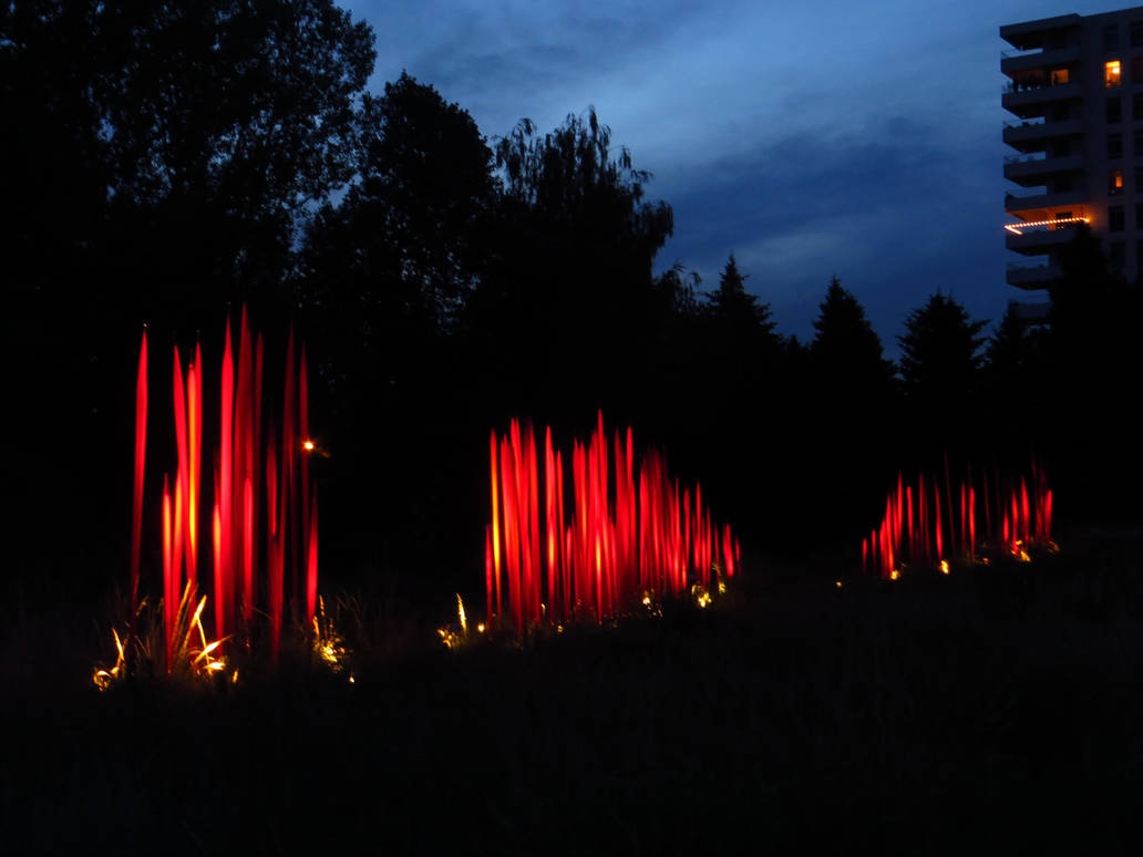 Fires of Chihuly by satsui