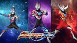 Ultraman Orb : All Form by SRC2014