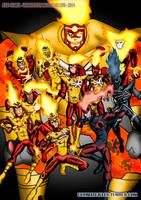 Firestorm! by ultimatejulio