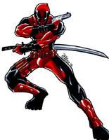 Deadpool! by ultimatejulio