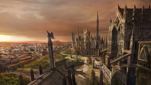 angel's  city by boosoohoo