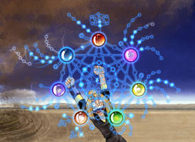 Halo's Skilltree Wallpaper 02 by DaveBarrack