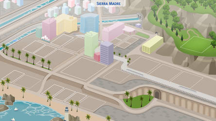 [The Community Worlds Project]Sierra Madre by filipesims