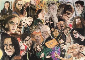 Harry potter by Nilooooo