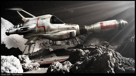 Interceptor - UFO Series by GGuIdOO