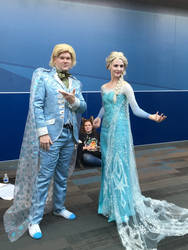 Snow Queen and King by Nandra11