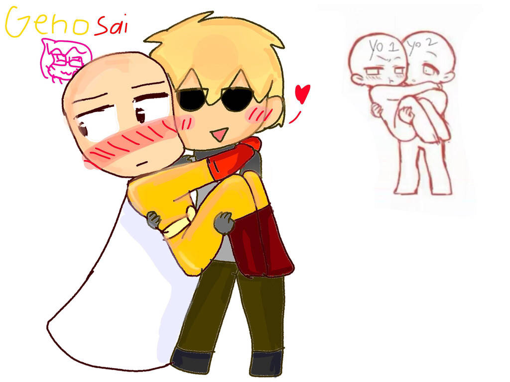 I luv Genosai than Saigenos by Maizy-shitarts