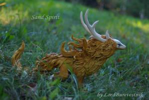 Sand Spirit 2 by LordBurevestnik