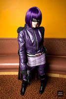 Hit Girl: Sup, Shit Burgers by thecreatorscreations