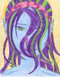 Mystic - Color by LadyEncaitare
